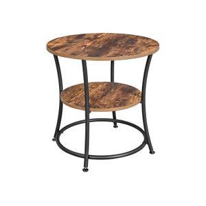 Tavolino a 2 Ripiani