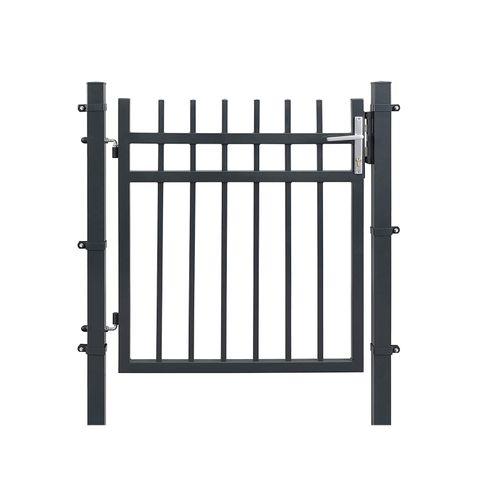 Cancello da Giardino in Ferro Zincato