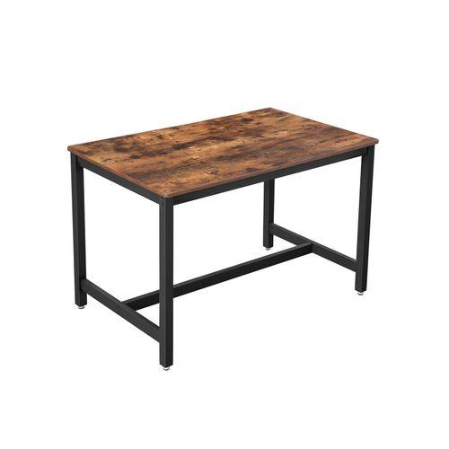 Tavolo da Pranzo in Stile Industriale