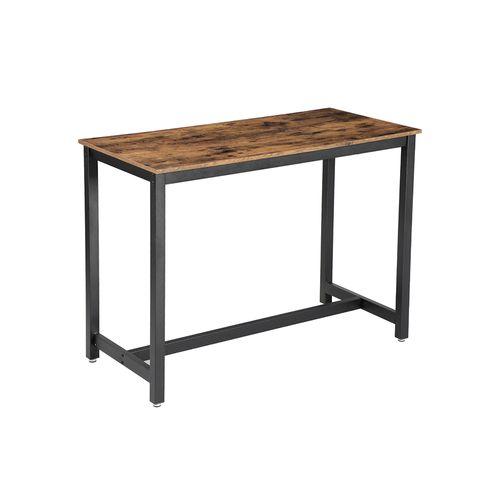 Tavolo da Bar in Stile Industriale